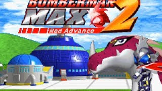GBA Bomberman Max 2: Red Advance