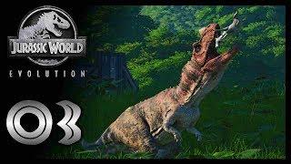Wo ist die Ziege??  | Jurassic World Evolution #03