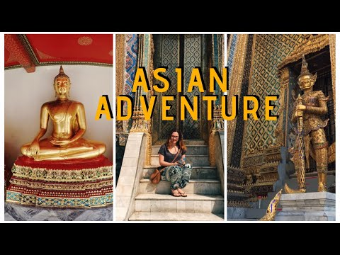 Asian Adventure | Contiki 2017