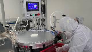 코로나 진단키트 자동 조립기 (Covid-19 test…