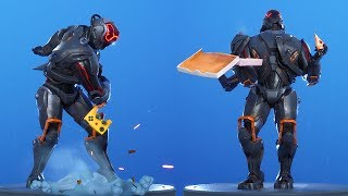 The Scientist Skin Showcased with *New* Emotes Fortnite Battle Royale