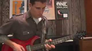 Black Magic Woman How to Guitar Solo Lesson Music Theory