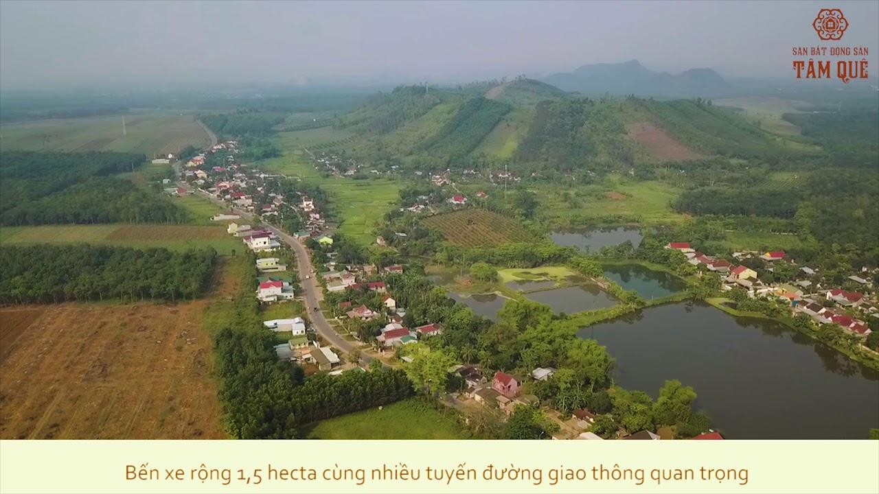 Download Dư án Phố Thương mại Green Hill Thái Hòa  -  Sàn BĐS Tâm Quê phân phối độc quyền