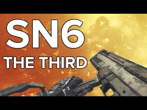 Advanced Warfare In Depth: SN6 The Third (Elite Variant Review)