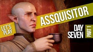 GG Vivienne | Worst World in Dragon Age: Inquisition (Day 7, Part 1)
