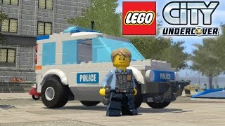 LEGO City Undercover - Lego Police Chase | Police Car gameplay (part 3 - 6)