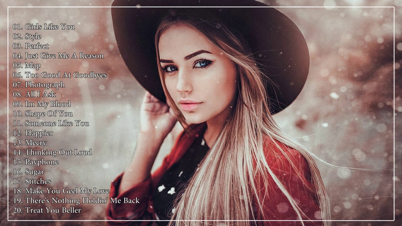 Best English SONG 2019 Hits - NONSTOP POP SONGS WORLD 2019 Popular Music 2019, neW EngLish Songs