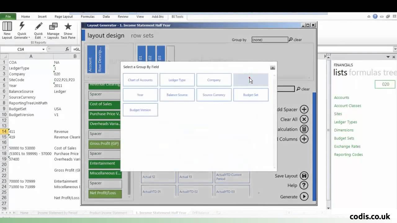 What is Sage Enterprise Intelligence for Sage 1000 - YouTube