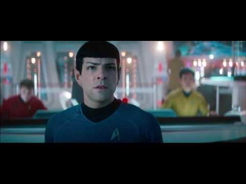 Star Trek Into Darkness 2013  Spock & Khan Fight Scene