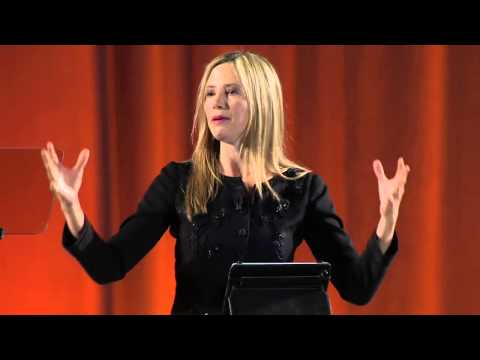 Mira Sorvino Addresses Conference on Volunteering and Service