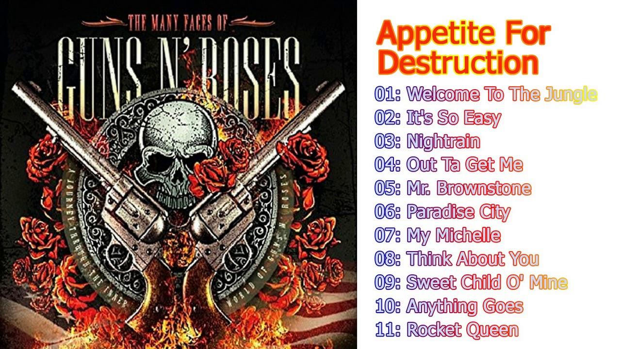 guns n roses lies full album download