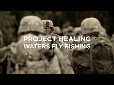 Project Healing Waters Fly Fishing | Student Video