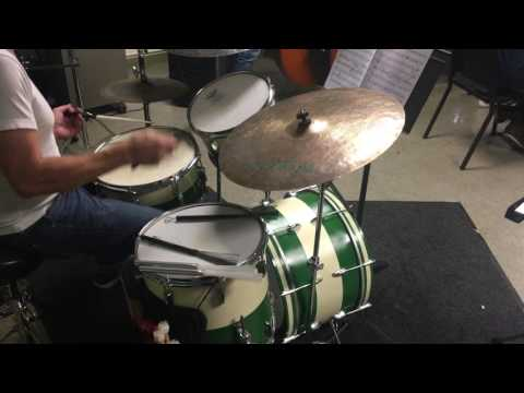 How to make your floor tom drum sound more THUDDY and control ring from YouTube · Duration:  47 seconds