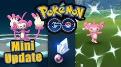 Mini-Update, Shiny-Ambidiffel, Glück nimmt kein Ende   Pokémon GO Deutsch #1001