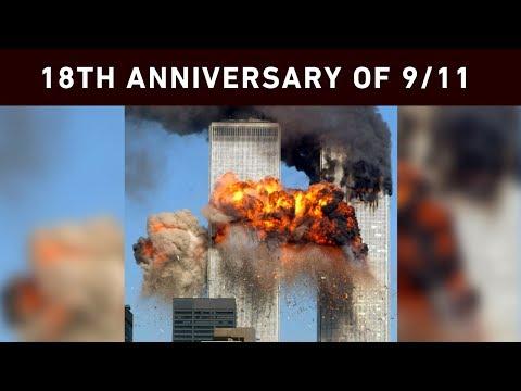 18th anniversary of 9/11 attacks