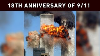 It's been 18 years since the September 11 terrorist attacks, where at least 3,000 people were killed when hijacked planes crashed into the Twin Towers.