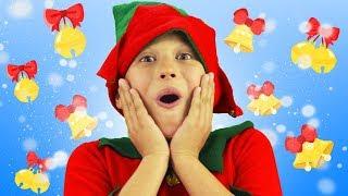 Jingle Bells Christmas Compilations 10 min Nursery Rhymes for children Mango