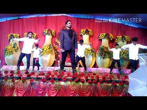 Unique Dance performance By Harry Dance Group From New Delhi....