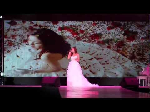 Yuna Ito performing 'Precious' @ Men's Fashion Week 2012