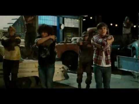 The Boys Are Back - Zac Efron  & Corbin Bleu VIDEO HD [ 1080p ] +Lyrics
