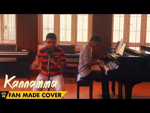 Kannamma - Unplugged | Kaala | Tajmeel Sherif | Santhosh Narayanan | Wunderbar Films
