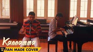 Kannamma - Unplugged   Kaala   Tajmeel Sherif   Santhosh Narayanan   Wunderbar Films