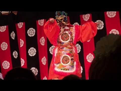 Japanese traditional performing arts #2: Gagaku Court Music 雅楽