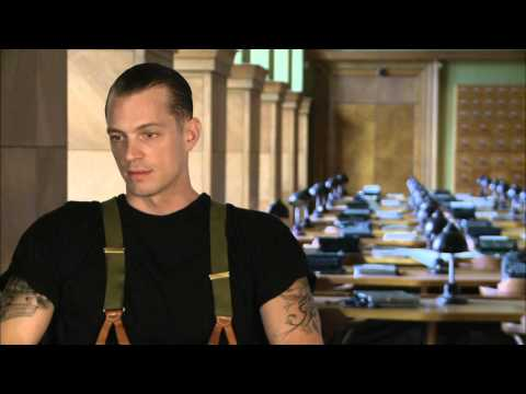 """Child 44"" - Interview with Joel Kinnaman"
