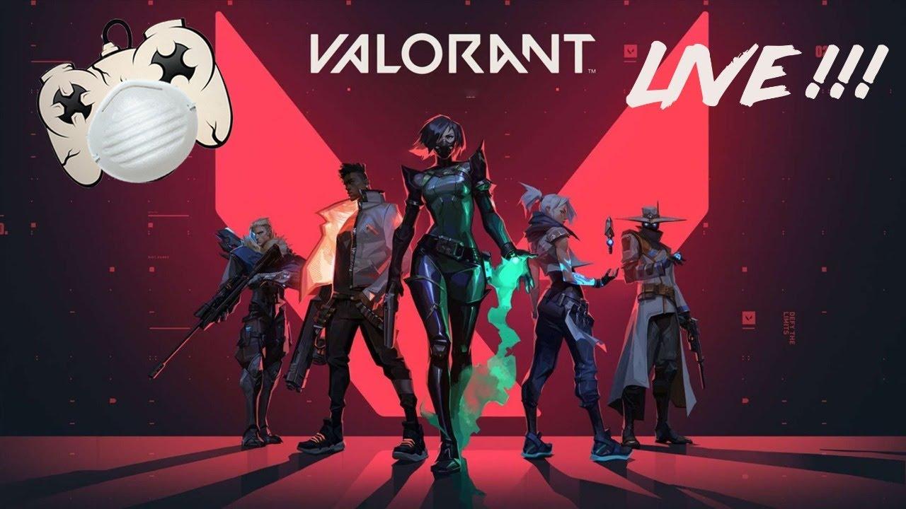 Download Valorant in due ?