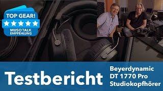 Test - Beyerdynamic DT 1770 Pro - der neue Referenz-Kopfhörer?