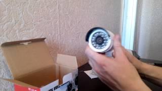 IP видеокамера обзор