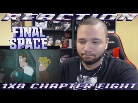 Download Final Space Season 1 Episode 8   Chapter Eight   REACTION