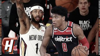Washington Wizards Vs New Orleans Pelicans   Full Game Highlights | August 7 | 2019 20 Nba Season