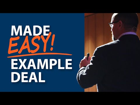 Wholesaling Lease Options Made Easy - An Example Deal