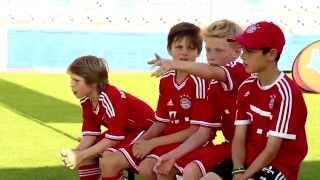 Merkur CUP 2014: Das größte E-Jugend Fußballturnier der Welt