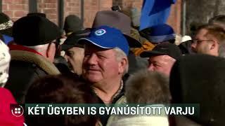 Két ügyben is gyanúsított Varju 20-01-06