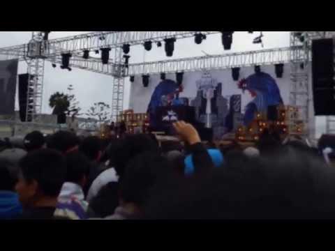 Dj Fresh - Colombia (Soltándose unos beats)