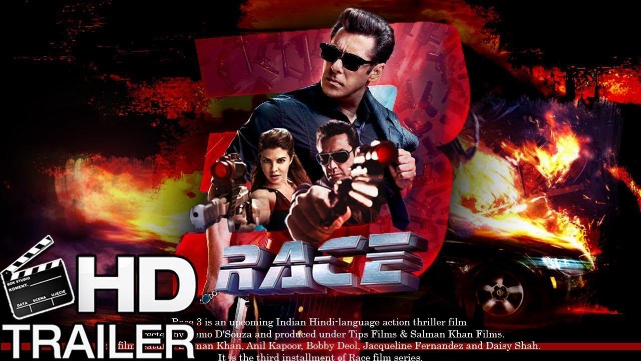 Race 3 Movie Official Trailer 2 I Salman Khan I Bobby Deol I