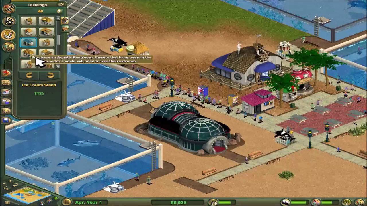 Cheats for zoo tycoon 2 marine mania pc game casino air services san diego
