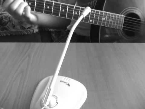 Дьявол-авторская песня под гитару.wmv