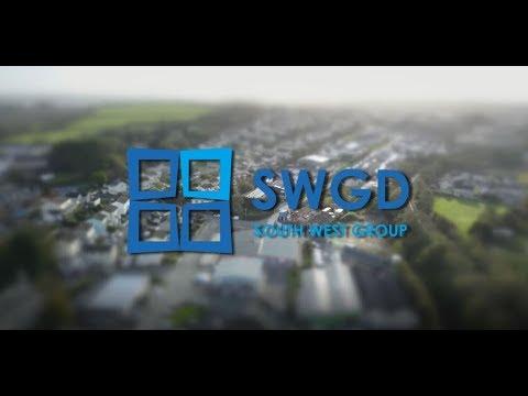South West Garage Doors Based In Cornwall Youtube