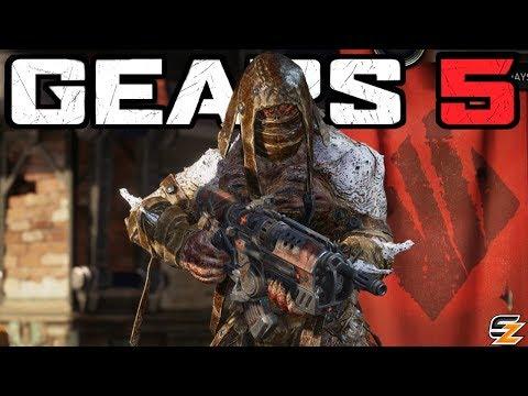 GEARS 5 Multiplayer Gameplay - 25 Minutes Of Gears 5 Gnasher Shotgun Gameplay!