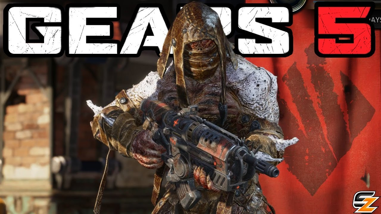 GEARS 5 Multiplayer Gameplay - 25 Minutes of Gears 5 Gnasher Shotgun Gameplay! thumbnail