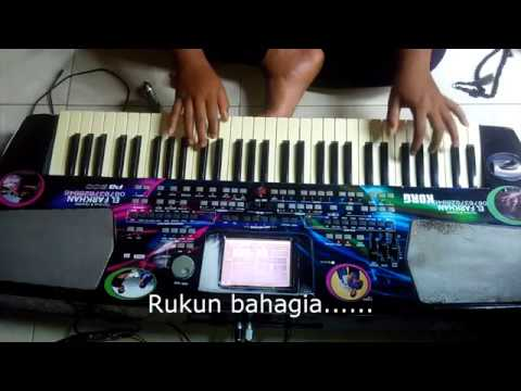 Teman Sejati (putri) Cover Karaoke Lirik By El Farkhan Kebumen (coba Full Manual Lagi)