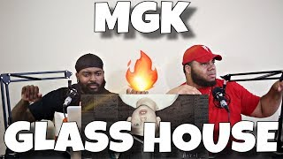 Machine Gun Kelly – Glass House (Official Audio) - REACTION!!
