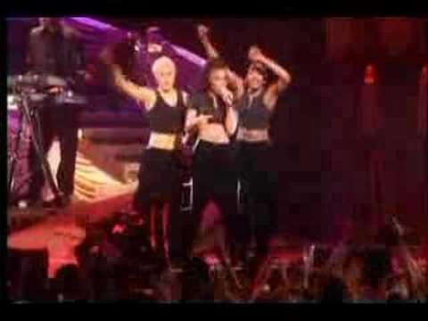 Janet - Go Deep (live at the Velvet Rope Concert)