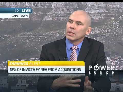 Invicta's Headline Earnings Per Share Grow to 885 Cents