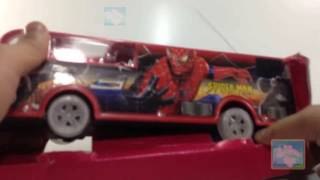 The Spiderman Bus Toy For Kids l Radio Control Bus Toy for Children l Songs For Kids