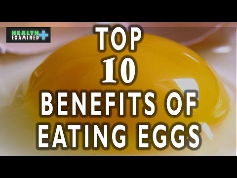 Top 10 Benefits Of Eating Eggs Daily |Health Examined