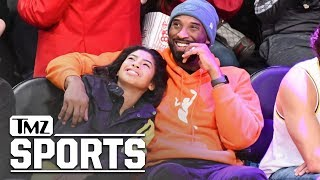 Kobe Bryant & Daughter Die in Helicopter Crash | TMZ Sports